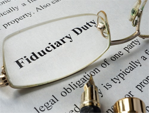 Plan Fiduciary Role