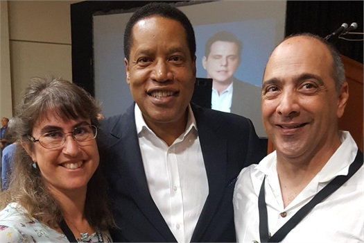 Meeting Larry Elder