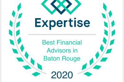 Hays Breard Financial Group was selected as one of the TOP Financial Advisor Firms in the Baton Rouge area by Expertise.com.