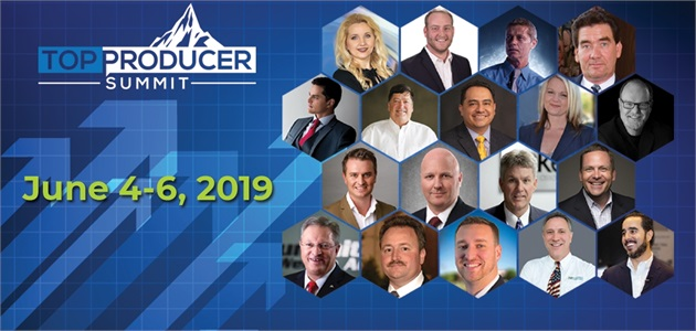 Danny Rasberry featured at the Top Producer Summit