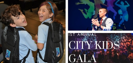 The 1st Annual City Kids Gala 2017