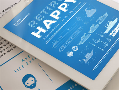 Retire Happy: A Simple Guide to Your Next Big Adventure
