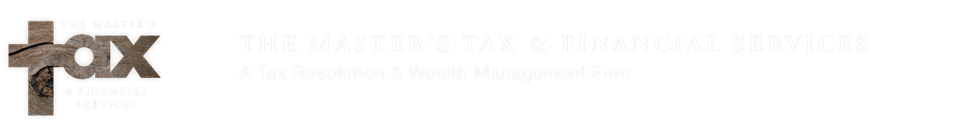 The Master's Tax & Financial Services Home