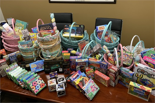 Easter Basket Drive - Glendale/Peoria YMCA Youth Group