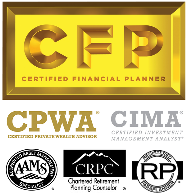 Certifications | Liang & Quinley Wealth Management