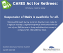 The CARES Act for Retirees: What You Need to Know