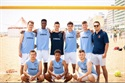 Intern AJ Sinclair shares his beach soccer experience