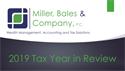 2019 Tax Year in Review