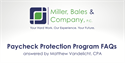 Frequently Asked Questions for Small Businesses Participating in the Paycheck Protection Program