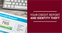 Your Credit Report and Identity Theft Detection