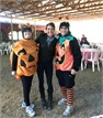 MiyeWire, LLC Pumpkin Picking Luncheon - October 2019