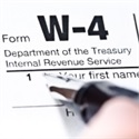 IRS Releases Updated Form W-4 and Withholding Calculator