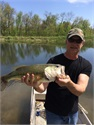 What a catch on Knapp Pond!
