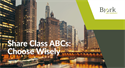 Share Class ABCs: Choose Wisely