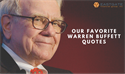 Happy Birthday, Warren Buffett!