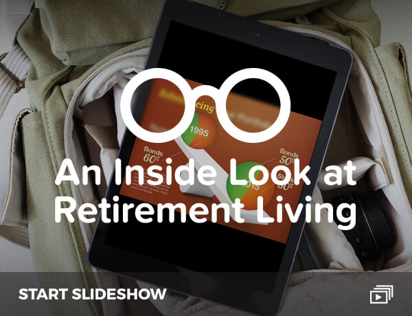 <p>An Inside Look at Retirement Living</p>