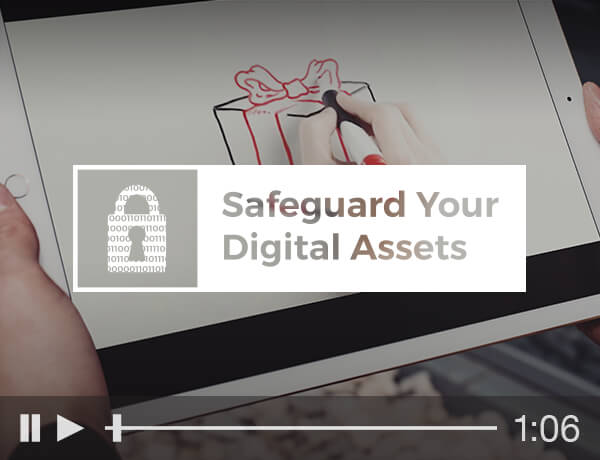 <p>Safeguard Your Digital Estate</p>