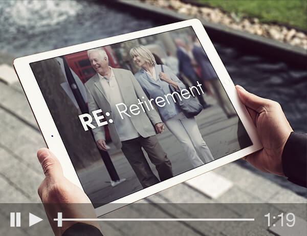 <p>RE: Retirement</p>