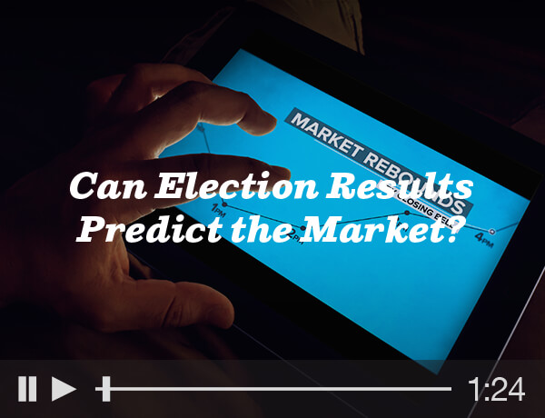 <p>Can Election Results Predict the Market?</p>
