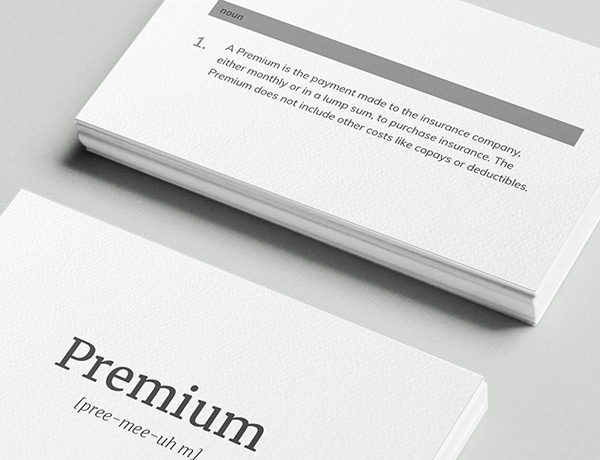 What is a Premium?