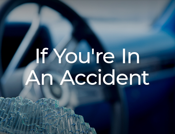 If You're In An Accident