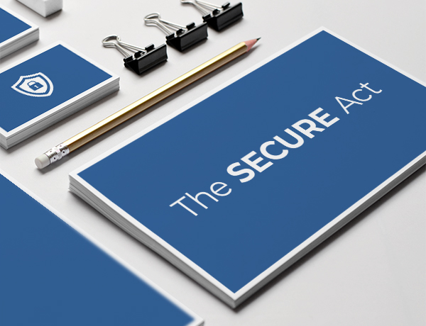 Lesser Known Provisions of the SECURE Act