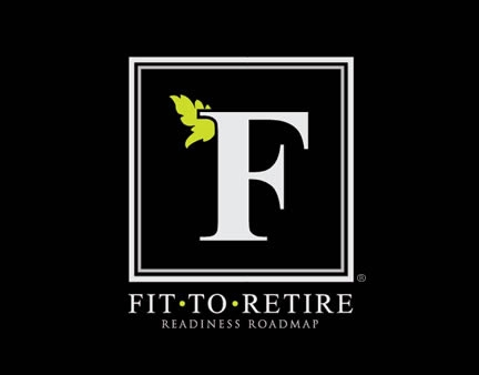 Fit to Retire Logo