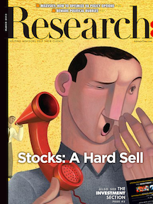 Stock: A Hard Sell