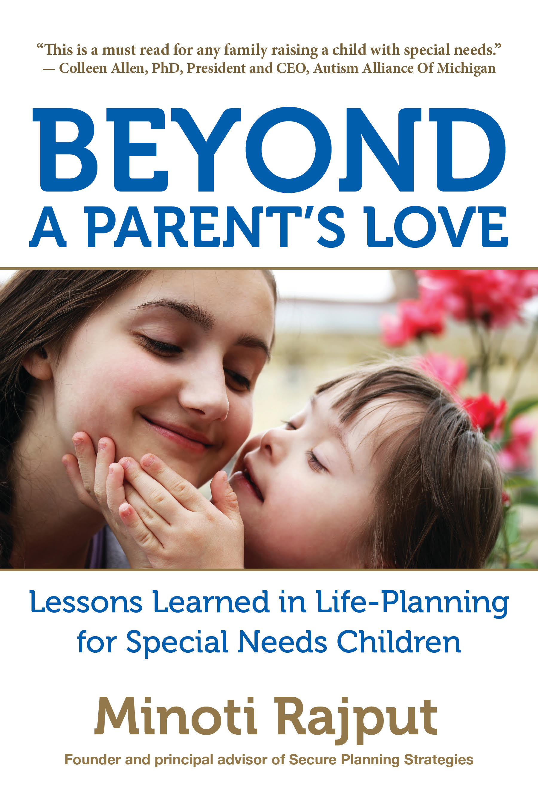 New Book Provides Life Planning with Financial & Legal Guidance for Special-Needs Families