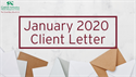 January 2020 Client Letter