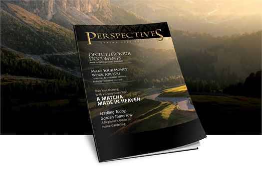 Perspectives Spring 2021 Edition