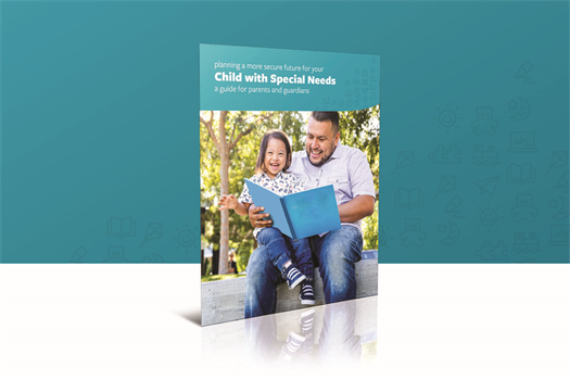 Planning a More Secure Future for Your Child with Special