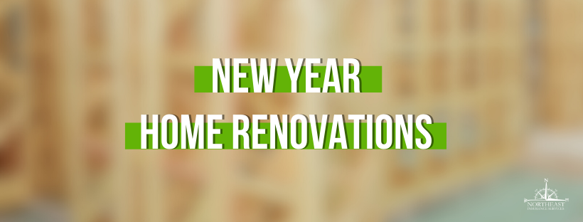 New Year Home Renovations