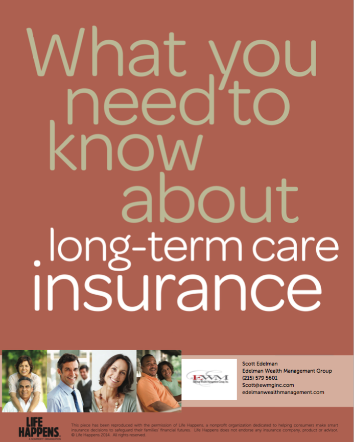 What You Need to Know About Long-Term Care Insurance