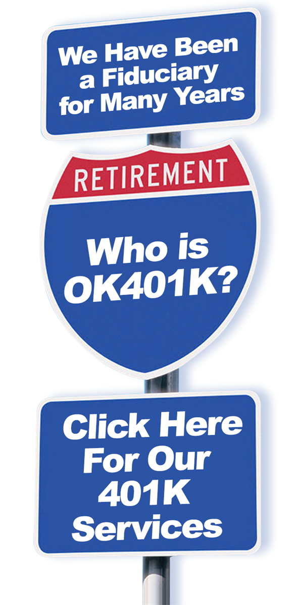 Who is Ok401k?