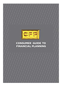 Consumer Guide to Financial Planning