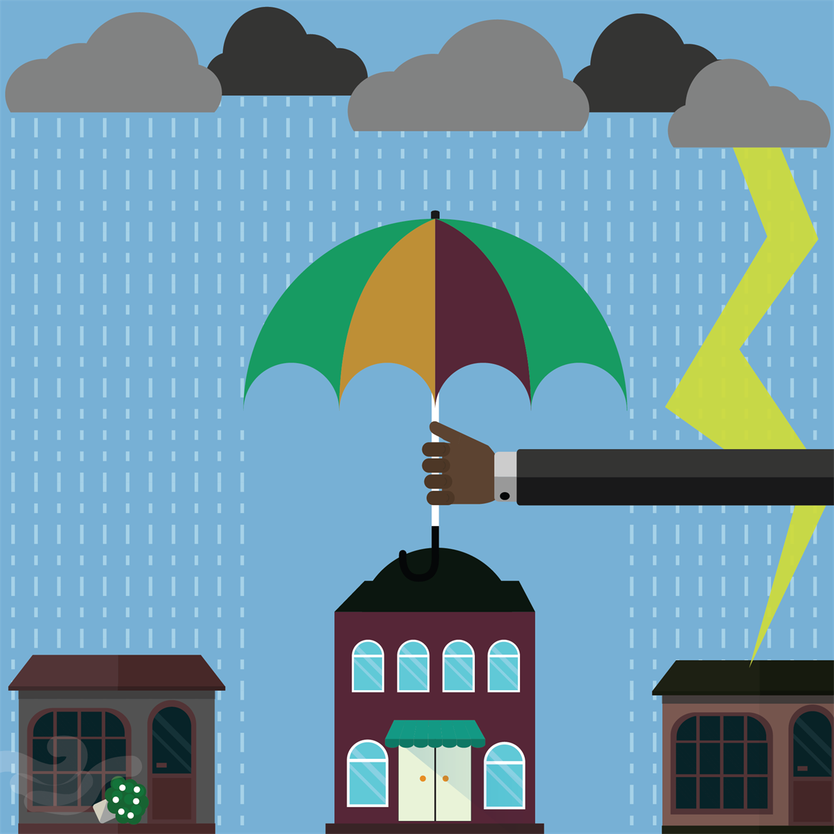 Umbrella Insurance for Your Business and Peace of Mind
