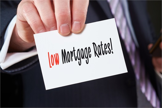 LOW MORTGAGE RATES : HOW MUCH CAN YOU SAVE?