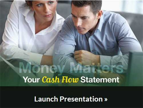 Understanding money matters and managing your cash flow are integral when pursuing your financial goals.
