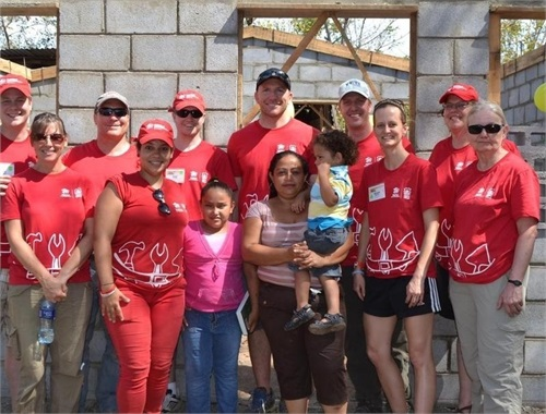 Thrivent Builds In Nicaragua