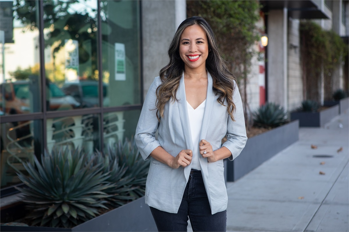 Founder, Mahalene Dulay, Magazine Feature on Shoutout SoCal