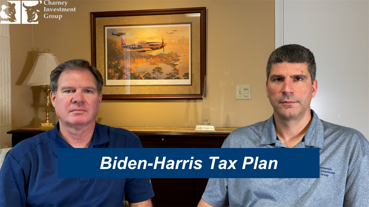 The Biden-Harris Tax Plan