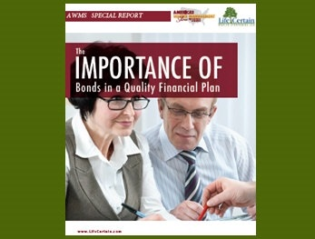The Importance of Bonds in a Quality Financial Plan.
