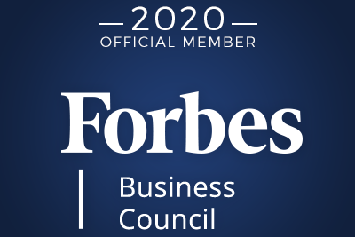 Debra joins Forbes Business Council and publishes her first article.
