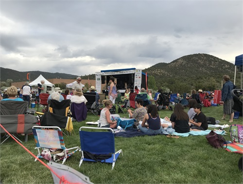 Music on the Hill 2019