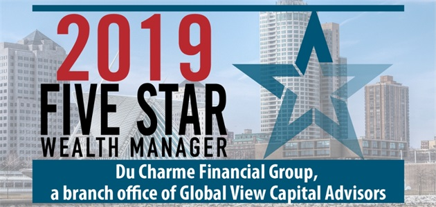 Five Star Wealth Manager Award Winners