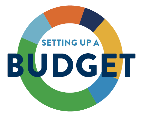 Step 2 to Living Confidently: Setting Up A Budget