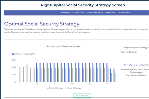 Social Security Optimization