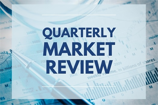 Your Quarterly Market Review Is Available Now!