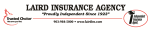 Laird Insurance Agency Home